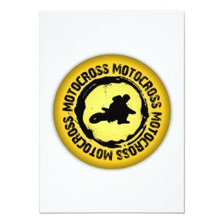 Nice Motocross Seal 2 Card