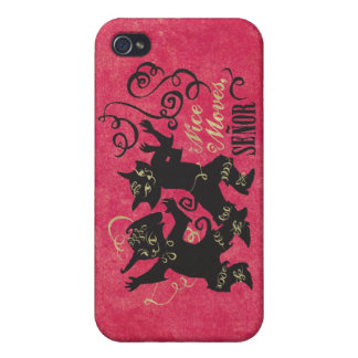 Nice Moves, Senor iPhone 4/4S Cover