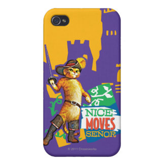 Nice Moves Senor iPhone 4 Cover