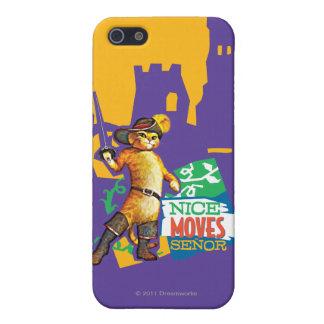 Nice Moves Senor iPhone SE/5/5s Case