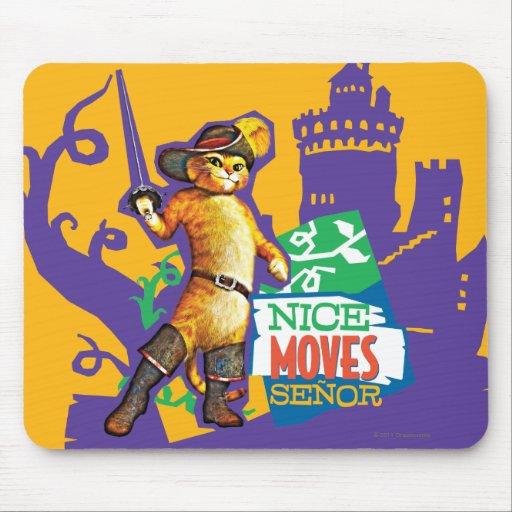Nice Moves Senor Mouse Pad