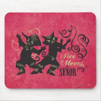 Nice Moves, Senor Mousepad
