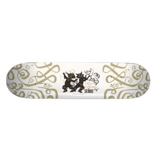 Nice Moves, Senor Skateboard Deck