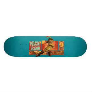 Nice Moves Senor Skateboard Deck