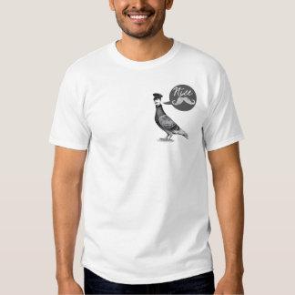 Nice Mustache - birdman T Shirt