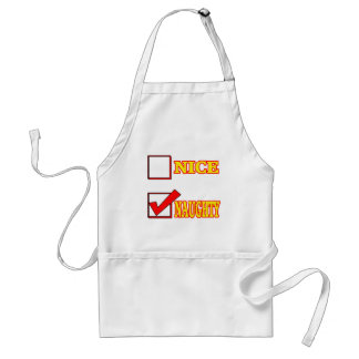 Nice Naughty Funny T-shirts Gifts Aprons