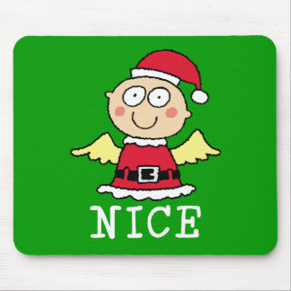 Nice not Naughty Gifts Mouse Pad