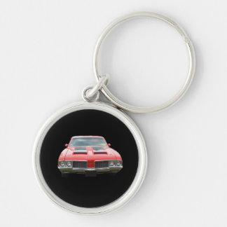 Nice orangish or red Oldsmobile Cutlass Keychain