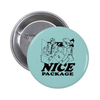NICE PACKAGE PINBACK BUTTONS