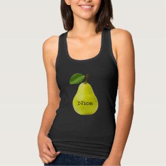 Nice Pear - Funny T Shirt