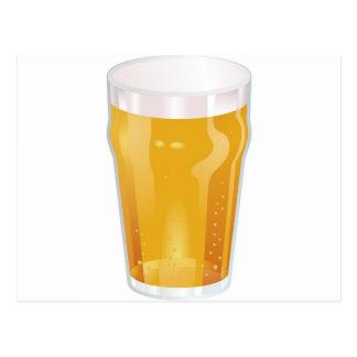 Nice Pint of Beer Postcards
