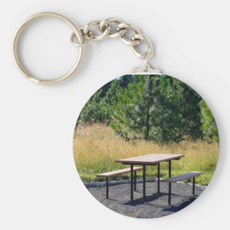 Nice Place to Relax Keychain