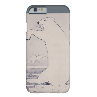 Nice Polar Bear Barely There iPhone 6 Case