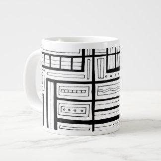 Nice Practical Good Interesting 20 Oz Large Ceramic Coffee Mug