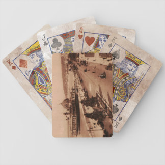 Nice Promenade 1920 Bicycle Playing Cards