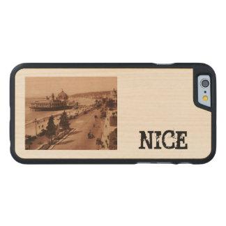 Nice Promenade 1920 Carved® Maple iPhone 6 Case