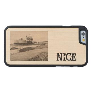 Nice Promonade Cote de Azur replica 1919 Carved® Maple iPhone 6 Slim Case