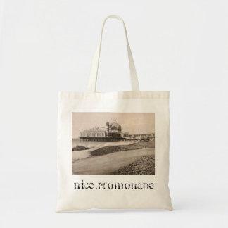 Nice Promonade Cote de Azur replica 1919 Tote Bag