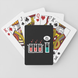 Nice Rack Playing Cards