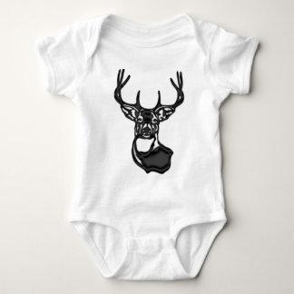 Nice Rack~Trophy Buck Baby Bodysuit