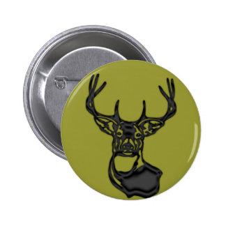 Nice Rack Trophy Buck Button