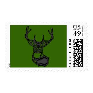 Nice Rack~Trophy Buck Stamps