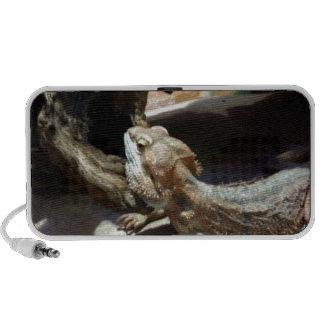 Nice Reptiles iPhone Speakers