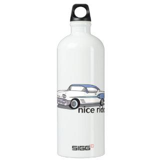 Nice Ride Aluminum Water Bottle