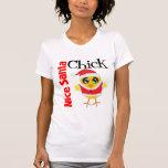 Nice Santa Chick Tshirt