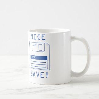Nice Save! Coffee Mug