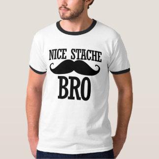 Nice Stache BRO T-Shirt