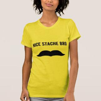 Nice Stache Bro Tshirt