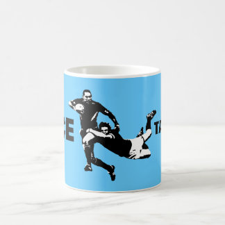 Nice tackle,Rugby Coffee Mug