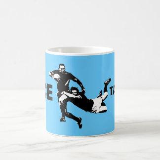 Nice tackle,Rugby Coffee Mug