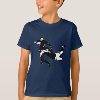 Nice tackle,Rugby youth's T-Shirt