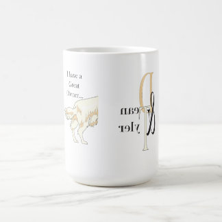 """Nice Tail"" Coffee Mug"