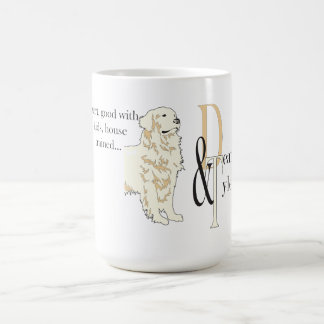 """Nice Tail"" Coffee Mugs"