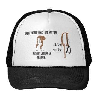 """""""Nice Tail"""" Hats"""