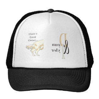 """Nice Tail"" Trucker Hat"