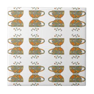 nice tea/coffee cups ceramic tile