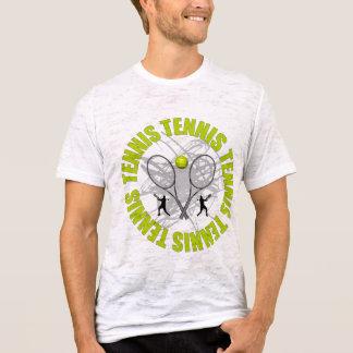 Nice Tennis Emblem T-Shirt