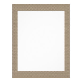 Nice tiny brown ships on rough pink background letterhead