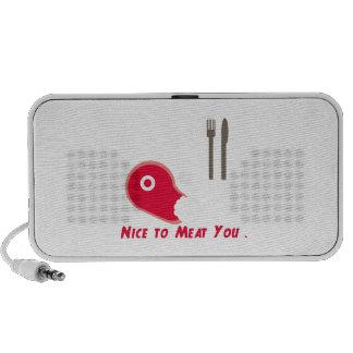 Nice To Meat You Mini Speaker