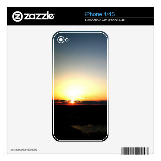 Nice view decals for the iPhone 4S