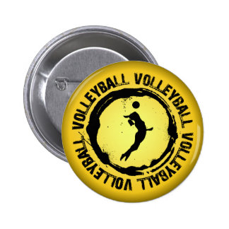 Nice Volleyball  Seal (Female) Buttons