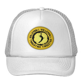 Nice Volleyball  Seal (Female) Mesh Hat