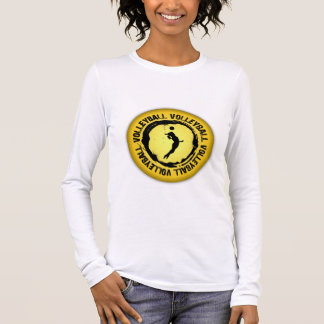 Nice Volleyball  Seal (Female) Long Sleeve T-Shirt