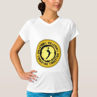 Nice Volleyball  Seal (Female) T-Shirt