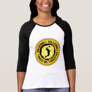 Nice Volleyball  Seal (Male) T-Shirt
