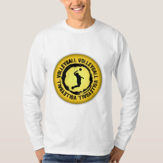Nice Volleyball  Seal (Male) T Shirt